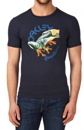 ФУТБОЛКА OAKLEY ROCK THE FROGSKINS TEE